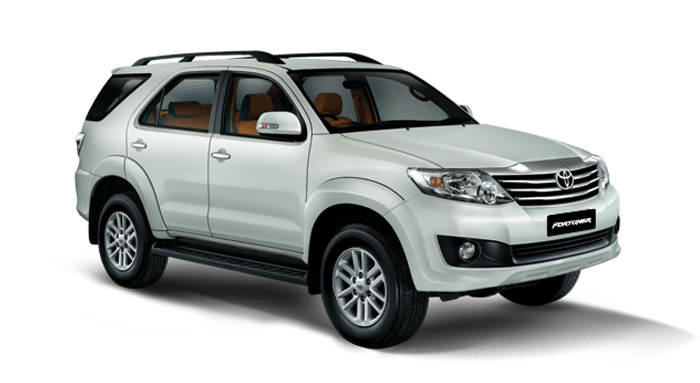 Toyota FORTUNER ปกติ 2,800฿