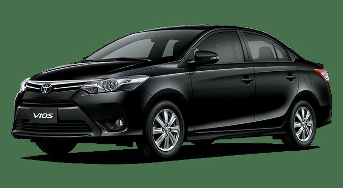 Toyota Vios ปกติ 1,300฿