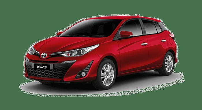Toyota Yaris ปกติ 1,100฿