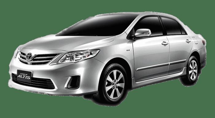 Toyota Altis ปกติ 1400฿
